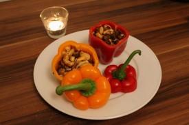 Rezept 12. November: Gefüllte Pepperoni