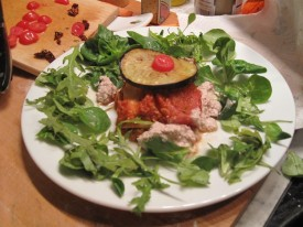 Rezept 18. Dezember: Lasagne