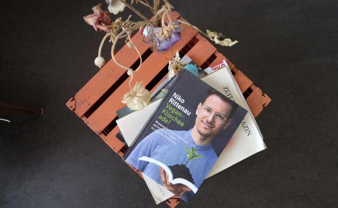 Buch-Rezension «Vegan Klischee Ade!»