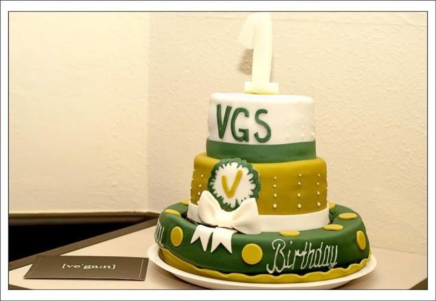 Erster Geburtstag VGS