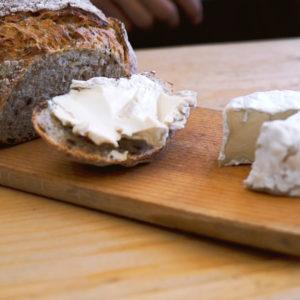 Schweizer Käse, pflanzlich und gereift