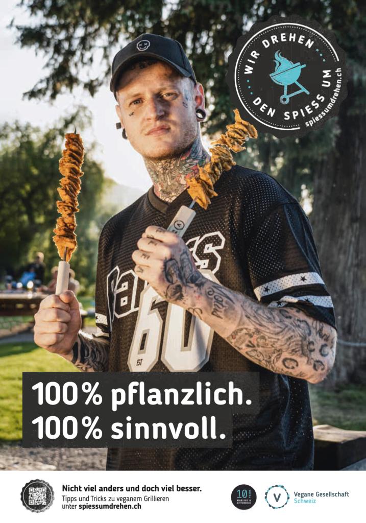 Vegane Grillsaison