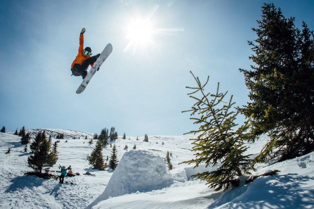 Sina Candrian vegane Snowboarderin