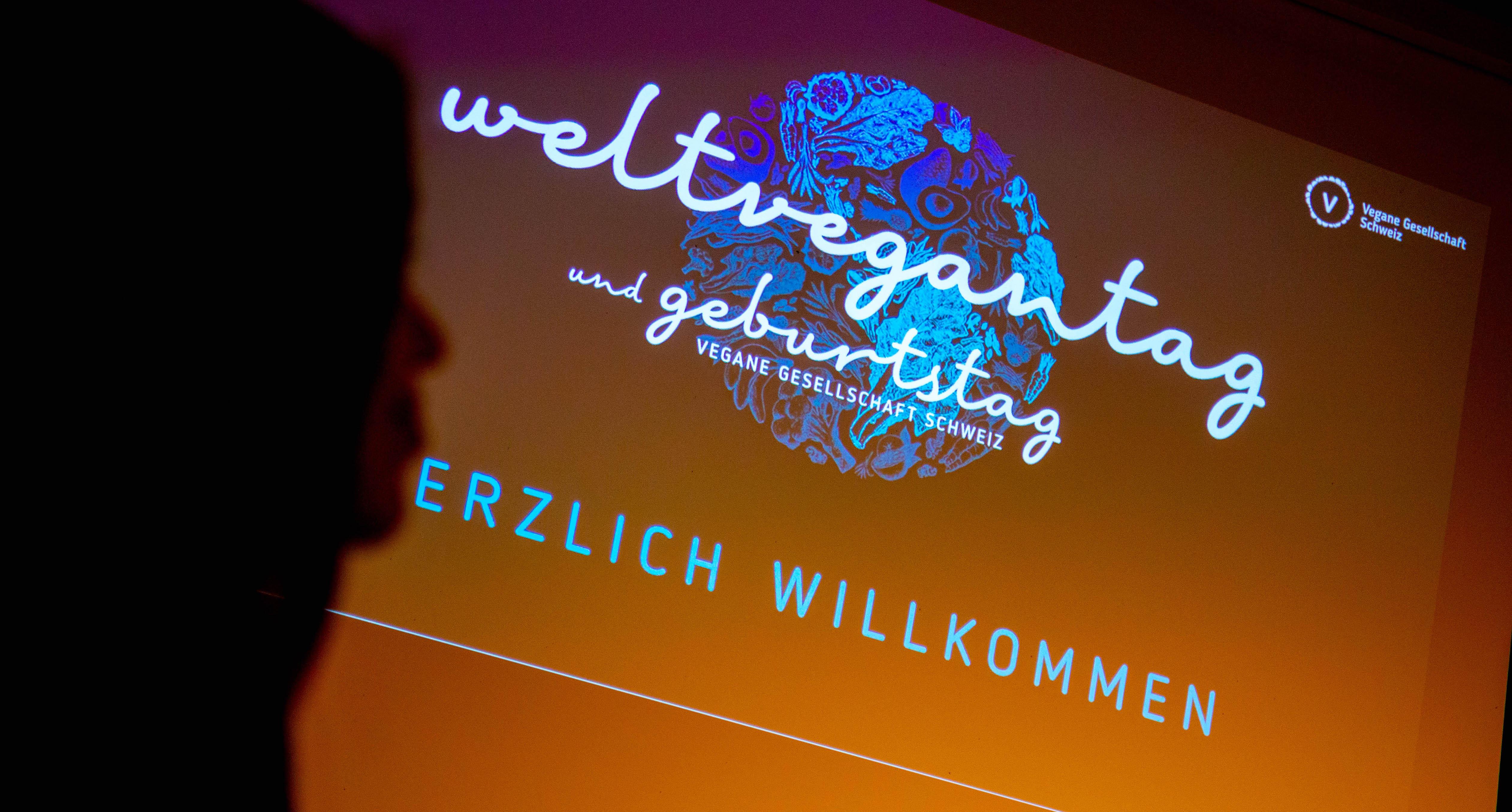 Geburtstag- Weltvgantag Vegane Gesellschaft Schweiz – 1. November Zürich