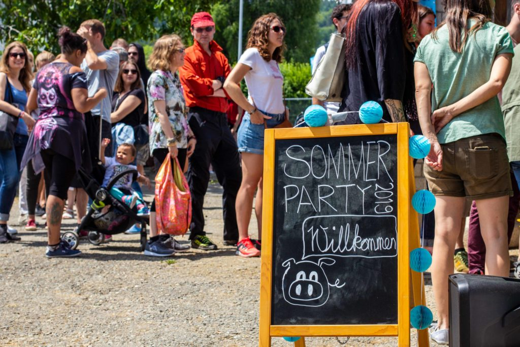 Sommer, Sonne, Vegan BBQ: So cool war die Sommerparty 2019!