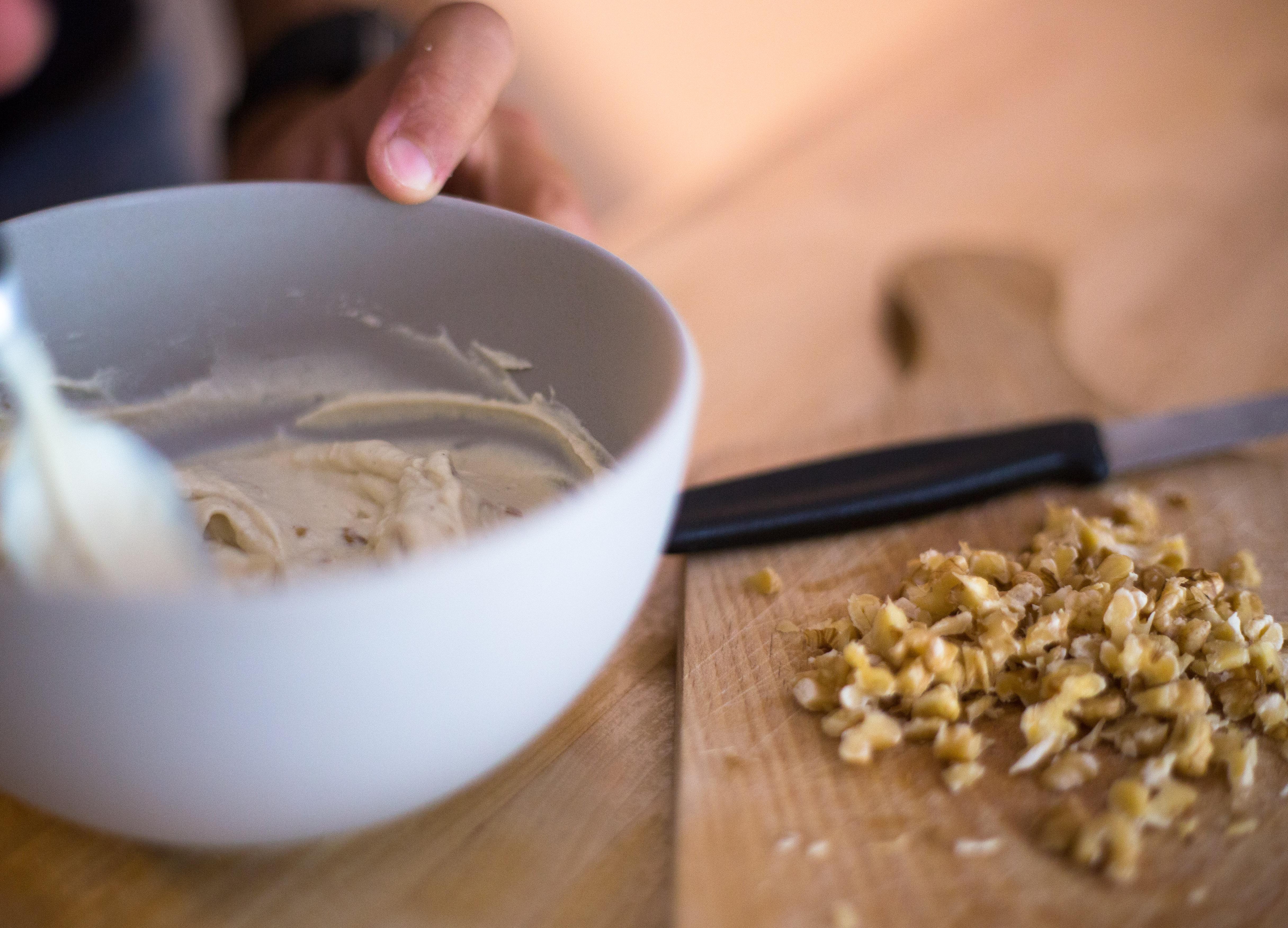 Baumnusskase Rezept Vegane Gesellschaft Schweiz
