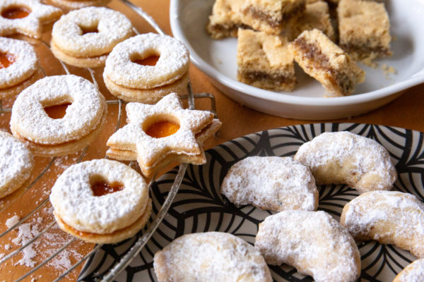 Vegane, eifreie Rezepte für Wiehnachtsguetzli