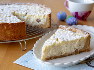 Oster-Cheesecake