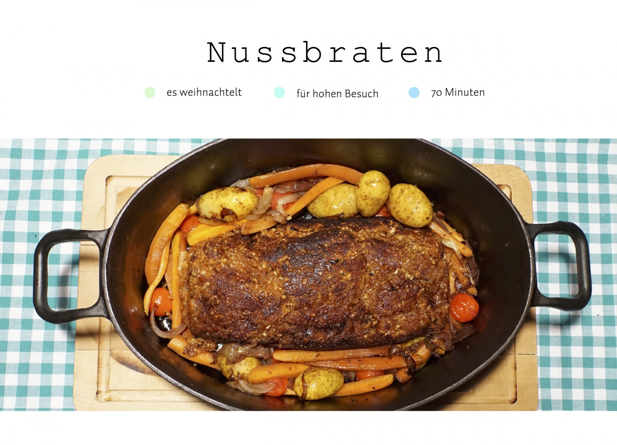 Nussbraten