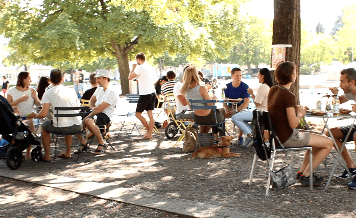 Sommerparty 2019 auf dem Hof Narr