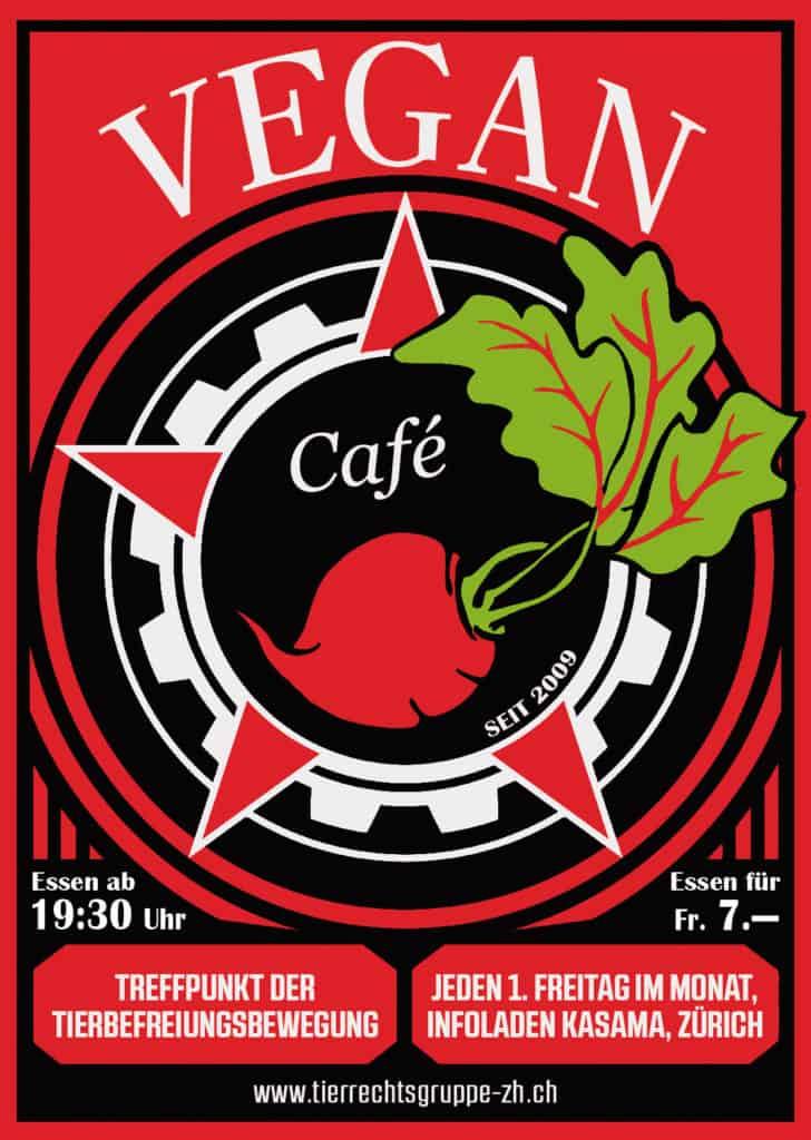 Vegan Café Zürich