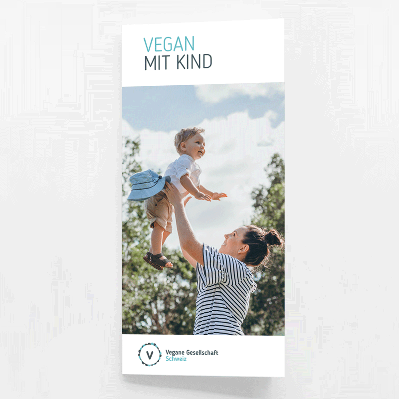 Vegan mit Kind Flyer