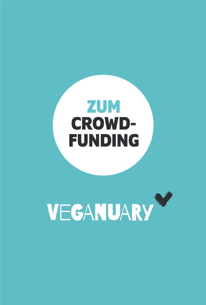 Veganuary Crowdfunding