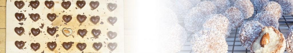 Valentins Pralinenrezepte