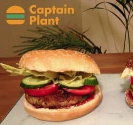 Rezept 29. November: Captain Plants Tofu-Burger
