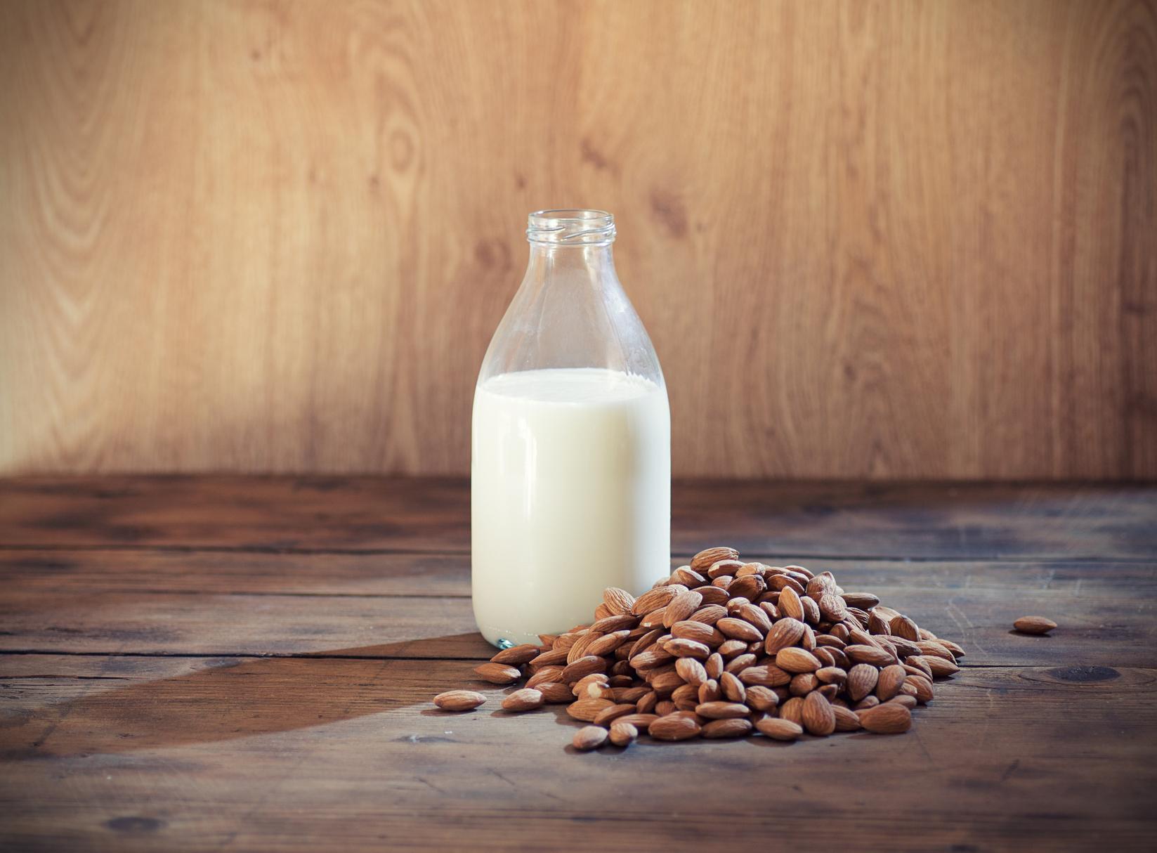 Die beliebtesten Milchalternativen