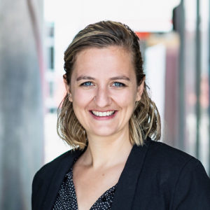 Laura Lombardini Geschäftsleiterin Vegane Gesellschaft Schweiz