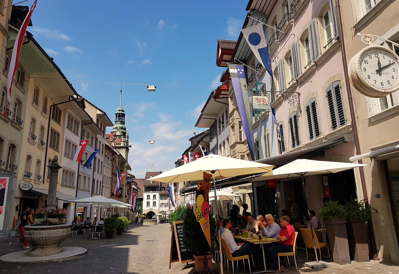 Vegan in Lenzburg