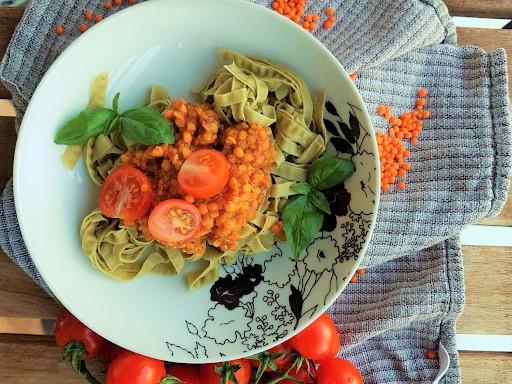 Proteinreiche Ernährung geht auch vegan!