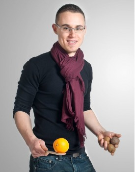Philip Hochuli – junger Shooting-Star der veganen Kochkunst
