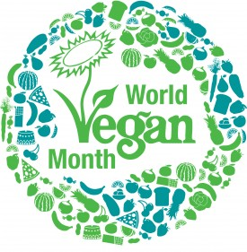November ist World Vegan Month!