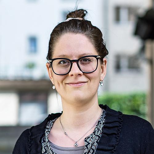 Sarah Moser Volunteermanagerin