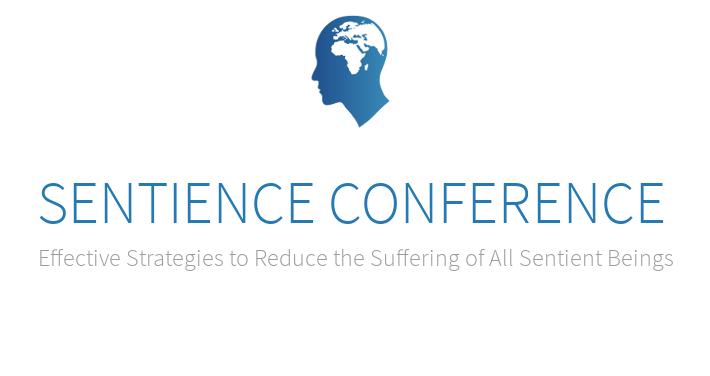 Rafi an der Sentience Politics Konferenz in Berlin