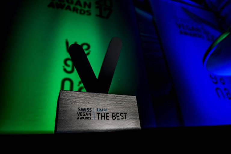 Swiss Vegan Awards Relaunched