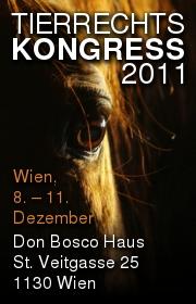 Bericht vom Tierrechtskongress in Wien