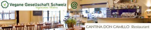 Vegamillo: Veganer Abend @ Cantina don Camillo