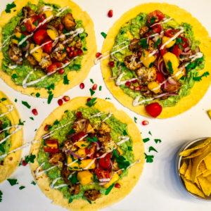 Rezept, blumenkohl, tacos