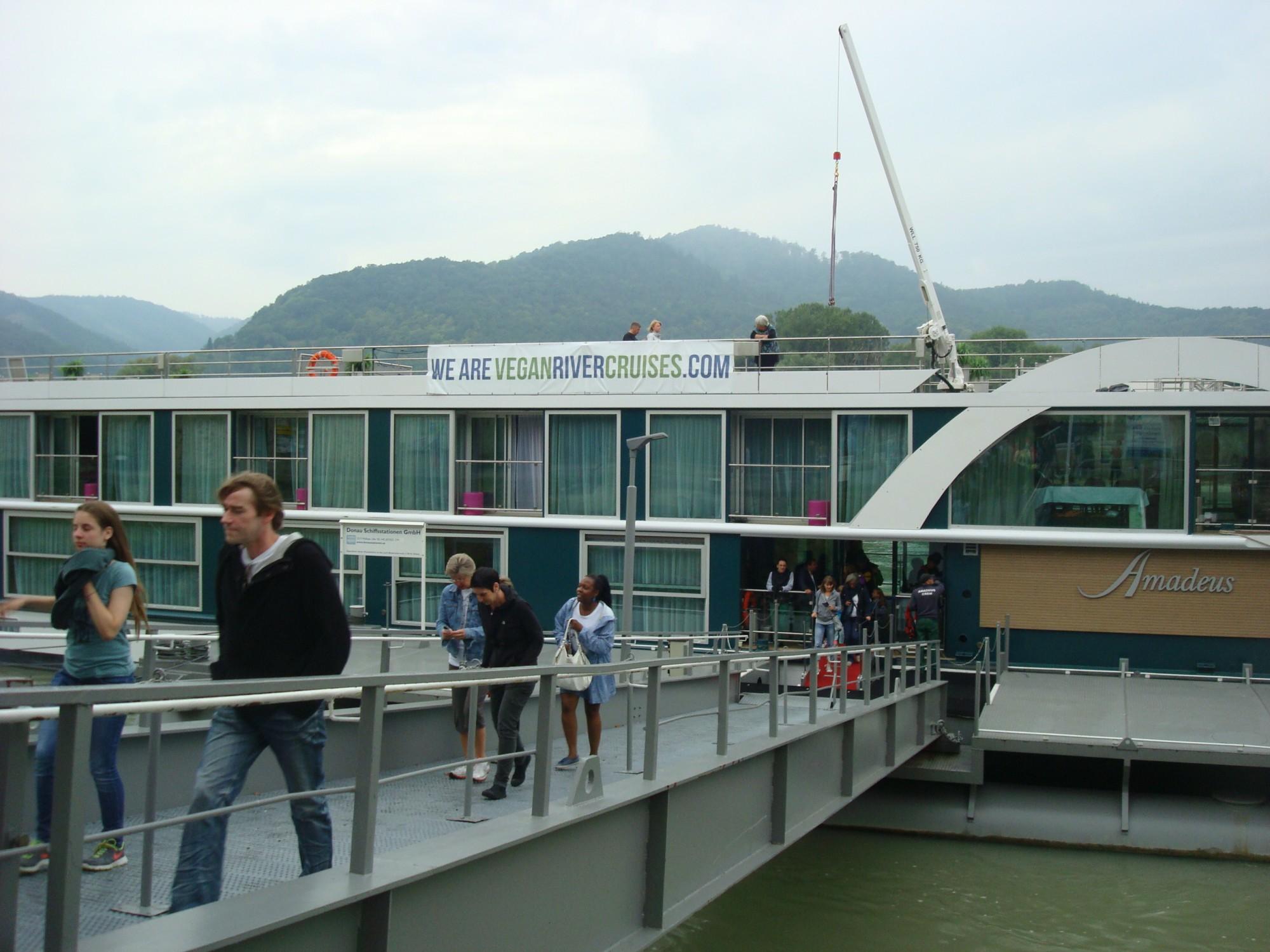 Reisebericht Vegane Flusskreuzfahrt