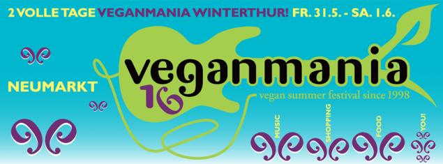 Veganmania 2013