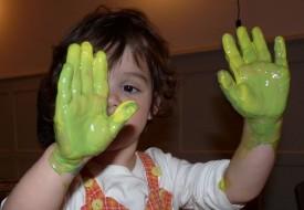 Bericht vom veganen Eltern-Kinder-Treffen