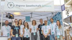 Volunteers für Vegana gesucht