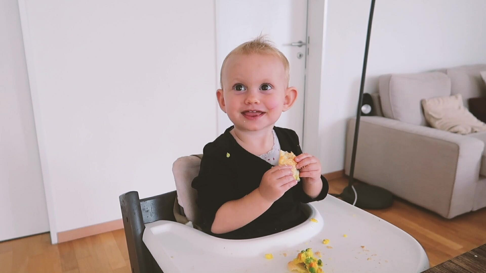 Vegan mit Baby: Der Guide in 3 Schritten
