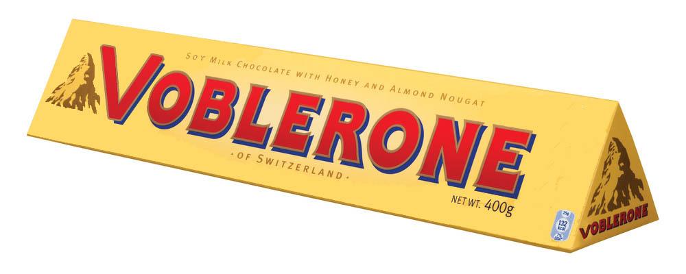 Voblerone erntet bereits Kritik