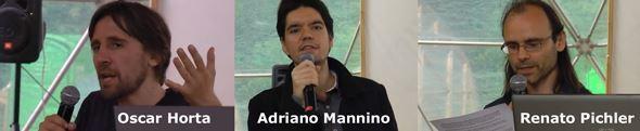 Oscar Horta Adriano Mannino Renato Pichler